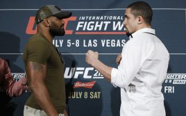 [Официально] Йоэль Ромеро против Роберта Уиттакера на UFC 225