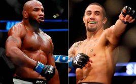 Йоэль Ромеро подтвердил информацию о реванше с Робертом Уиттакером на UFC 225