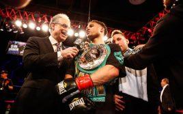 Реджис Прогрейс: Мы с Майки Гарсией — лучшие боксеры суперлегкого веса!