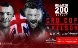 Официально: Мирко Кро Коп — Рой Нельсон 2 на Bellator 200
