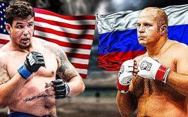 Где и когда смотреть онлайн бой Федор Емельяненко - Фрэнк Мир. Прямая трансляция Bellator 198