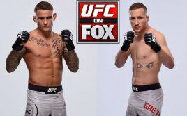 Результаты турнира UFC on FOX 29: Порье — Гетжи
