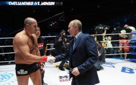 Путин поздравил Федора? Как Хабиб смотрел бой Емельяненко?