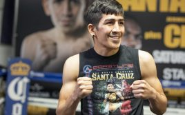 Лео Санта Крус: После победы над Маресом хочу драться с Гэри Расселлом