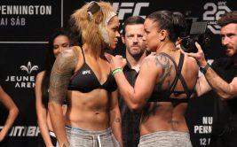 Смотреть онлайн турнир UFC 224. Прямая трансляция боя Аманда Нуньес - Ракель Пеннингтон