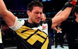 Демиан Майя: По контракту с UFC у меня осталось 3 боя