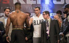 Кличко: Джошуа более совершенный боксер, чем Уайлдер