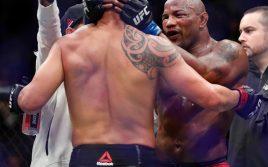 Реакция MMA сообщества на поединок Йоэль Ромеро — Роберт Уиттакер 2
