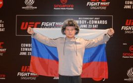 Петр Ян может выступить на турнире UFC в Москве