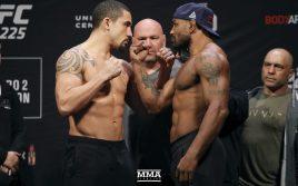 Результаты турнира UFC 225: Ромеро — Уиттакер