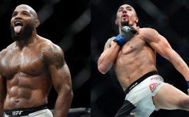 Смотреть онлайн турнир UFC 225. Прямая трансляция боя Роберт Уитакер - Йоэль Ромеро 2