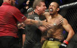 Реакция MMA сообщества на впечатляющий результат поединка Жозе Альдо — Джереми Стивенс