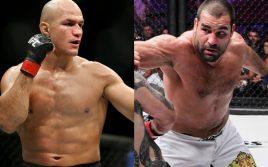 Результаты взвешивания UFC Fight Night 133: Дос Сантос — Иванов