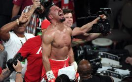 Андре Уорд признался, что очень скучает по боксу
