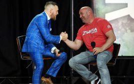Дана Уайт: Конор Макгрегор может стать совладельцем UFC