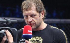 Александр Емельяненко рассказал о своем отношении к Рамзану Кадырову