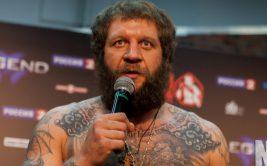 Александр Емельяненко высказался о бое между Нурмагомедовым и Макгрегором