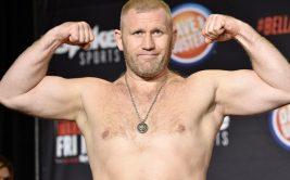 Сергей Харитонов проведет свой следующий бой против известного американца