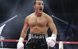 Стал известен следующий соперник Дениса Лебедева