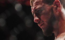 Никита Крылов эмоционально прокомментировал своё поражение на UFC Moscow