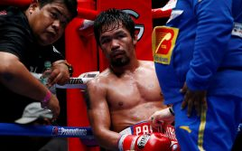 Мэнни Пакьяо может задержаться в боксе еще на один бой