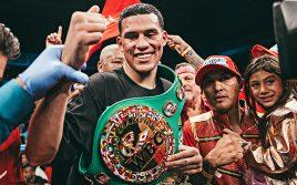 Чемпион WBC Дэвид Бенавидес провалил допинг-тест