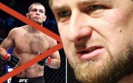 Грозный Кадыров остановил Хабиба! Шлеменко против Бузовой