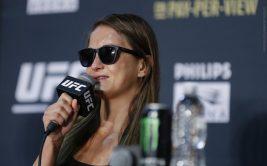 Каролина Ковалькевич: Бой против Андраде станет самым тяжелым в моей карьере