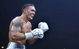 Александр Усик: Я готов драться с Гассиевым вновь
