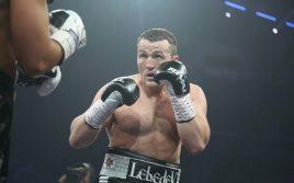Денис Лебедев вернется на ринг до конца года, соперник известен