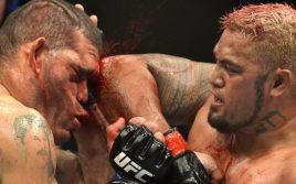 5 эпичных моментов Марка Ханта в UFC