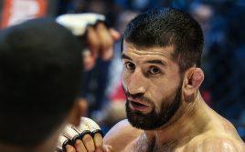 Расул Мирзаев планирует перейти в UFC