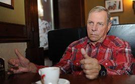 Владимир Гендлин высмеял Дениса Лебедева за желание биться с Александром Усиком
