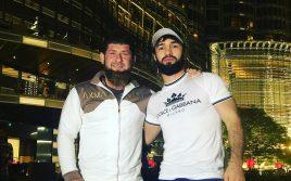 Зубайра Тухугов провел встречу с Рамзаном Кадыровым