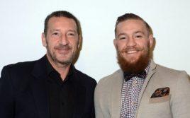 Отец Конора Макгрегора дебютирует в боксе
