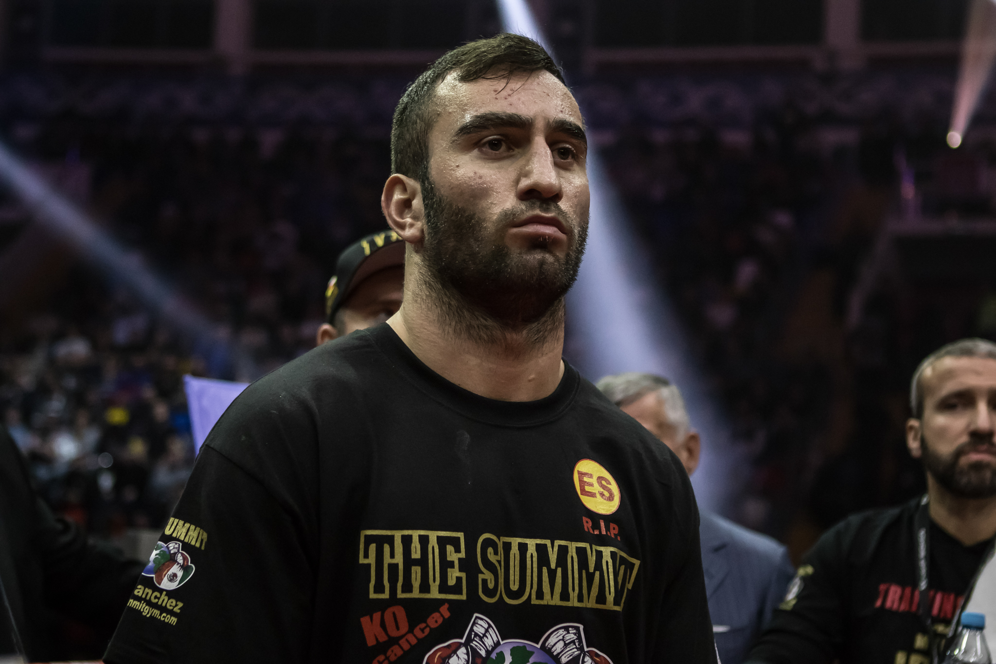 Не хотел драться с Гассиевым — интервью Дениса Лебедева