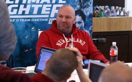 Дана Уайт хочет увидеть бой Макса Холлоуэя и Тони Фергюсона