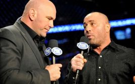 Дана Уайт оценил вклад Джо Рогана в UFC