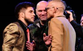 Результаты турнира UFC Fight Night 143: Диллашоу — Сехудо
