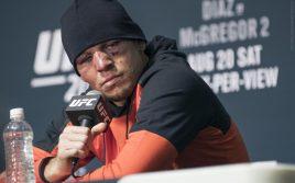 Боец UFC в цифрах: Нейт Диаз
