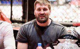 Виталий Минаков рассказал о подготовке к бою в США