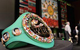 WBC ввел новые правила касательно веса боксеров