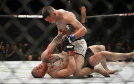 Нейт Диаз и другие Короли сабмишнов в UFC