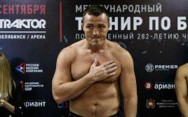 Денис Лебедев получил вызов от британского боксера!