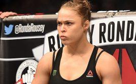 Ронда Роузи может покинуть WWE