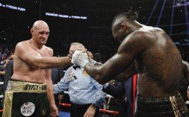 WBC обязал Уайлдера и Фьюри провести реванш, сроки установлены