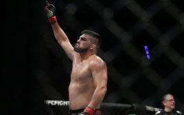 Боец в цифрах: Келвин Гастелум, UFC 234
