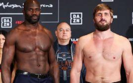 Факты Bellator 216: Виталий Минаков — Чейк Конго