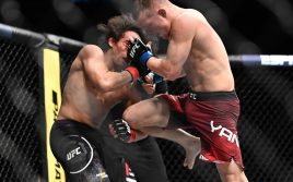 Петр Ян и другие герои UFC Fight Night 145