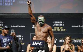 Камару Усман: Боец UFC 235 в цифрах